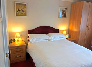 Double Room at Merton Guest House Worthing - B and B