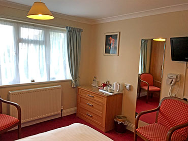 Double Room Merton Guest House Worthing - B and B